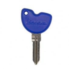 Ключ для скутеров VESPA | ОРИГИНАЛ | чип Temic ID11 | профиль GT15