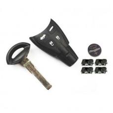 Смарт-ключ SAAB 9-3, 9-5   2003-2011   с чипом   ОРИГИНАЛ
