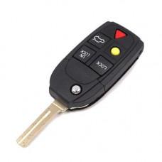 Выкидной ключ VOLVO C30, C70, S40, V50 | 2004-2011 | с чипом | ОРИГИНАЛ