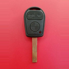 Ключ BMW 1995-2007   HU92   3 кнопки   корпус для замены