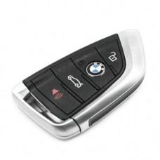 Смарт ключ BMW 5 и 7 серии (M)  2015-   434 MHz   Panic   ОРИГИНАЛ
