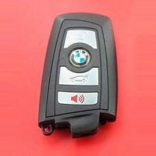 Смарт ключ BMW 2009-2015   F серия   434 MHz  9259719-03   Keyless Go   4 кнопки   ОРИГИНАЛ