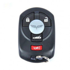 Смарт-ключ CHEVROLET Corvette | 2005-2007 | с чипом | 5 кнопок | ОРИГИНАЛ