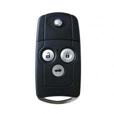 Выкидной ключ HONDA CR-V, Accord | 2007-2014 | 3 кнопки