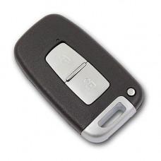 Смарт ключ HYUNDAI Santa Fe, 2009-2013 | 2 кнопки | ОРИГИНАЛ
