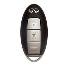 Смарт ключ INFINITI EX35, EX37, FX35, FX37, FX50, QX50   2008-2015   434 MHz   2 кнопки   ОРИГИНАЛ