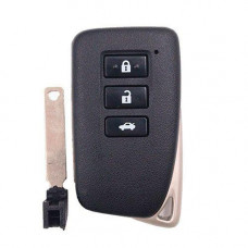 Смарт ключ LEXUS ES, GS   2012-   MDL BC2EQ  3 кнопки   ОРИГИНАЛ
