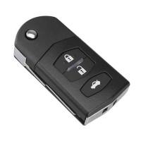 Выкидной ключ MAZDA 2, 3, 6, MX-5, 2005-2013 | с чипом | ОРИГИНАЛ