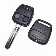 Ключ NISSAN Almera, Maxima, Micra, X-Trail, Primera | 1995-2007 | 2 кнопки | NSN14 | корпус