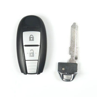 Смарт-ключ SUZUKI | с чипом | 2 кнопки