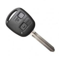 Ключ TOYOTA Land Cruiser | 2001-2008 | TOY48 | 2 кнопки | корпус | ОРИГИНАЛ