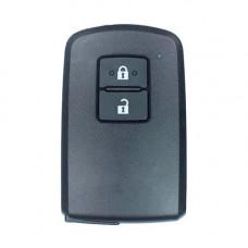 Смарт ключ для TOYOTA Auris, Prius A, Vitz | 2 кнопки | 2012-н.в. | ОРИГИНАЛ