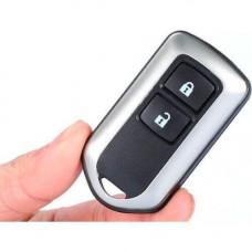 Смарт ключ для TOYOTA Corolla, Raum, Sienta, Wish | 2 кнопки | 2003-2011 | ОРИГИНАЛ