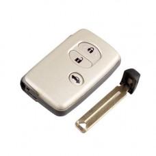 Смарт ключ TOYOTA Avensis | 3 кнопки | 2011- | MDL B75EA | 434 MHz | ОРИГИНАЛ