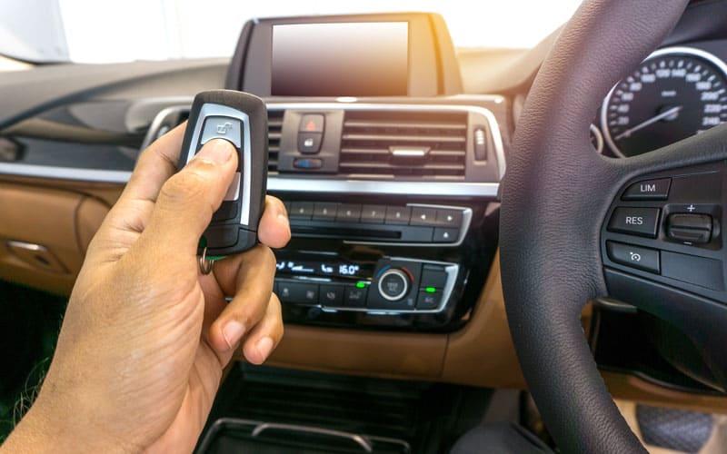 дистанционный ключ авто